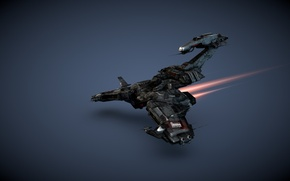 Picture space, game, ship, eve