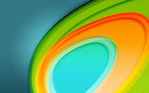 Wallpaper background, round, wallpaper, circumference, abstraction