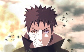 Picture Anime, naruto, upholstered, the guy with the glasses, reningen.