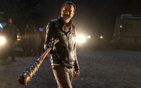 Picture Jeffrey Dean Morgan, Season 6, Negan, The walking dead