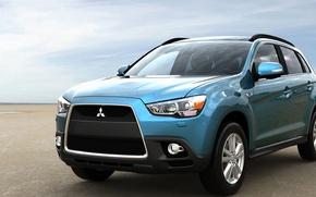 Picture crossover, ASX, Mitsubishi