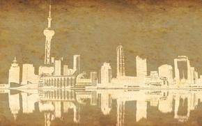 Picture Paper, Shanghai, City