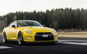 Picture GTR, Nissan, Wheels, Strasse