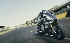 Picture Race, Yamaha, Speed, Moto, Track, Superbike, 2016, Sportbike