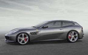 Picture profile, ferrari, Ferrari, gtc, lusso