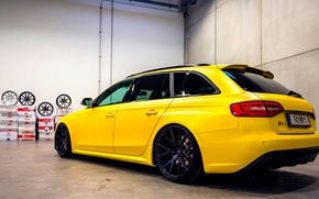 Picture Audi, tuning, Audi, sports car, RS4