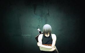 Wallpaper Naruto, Naruto, Suigetsu Hozu Any, Swordsman Of The Mist, Naruto Shippuden, Suigetsu Hozuki