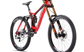 Picture Sport, Downhill, Ellsworth Bikes