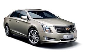 Picture Cadillac, white background, Cadillac, Sedan, XTS