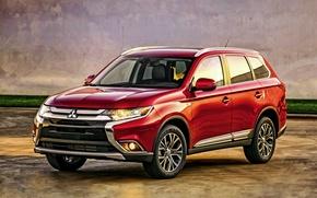Picture Mitsubishi, Mitsubishi, US-spec, Outlander, 2015, Outlander