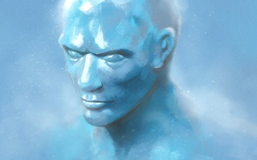 Wallpaper Bobby Drake, Man-ice, X-Men, Iceman