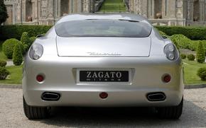 Picture Maserati, silver, GS Zagato, '2007 20