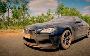 Picture road, machine, BMW, Top Gear