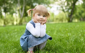 Picture trees, happiness, children, childhood, style, Park, child, beauty, garden, cute, beautiful, happy, fashion, fashion, trees, …