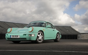 Wallpaper porsche, 964, exclusive