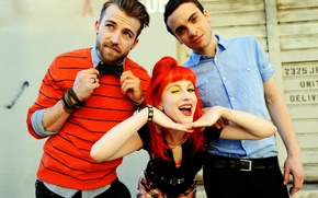 Picture music, paramore, punk