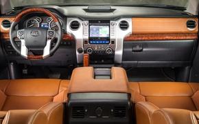 Picture auto, salon, Toyota Tundra