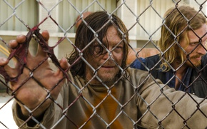 Picture The Walking Dead, Norman Reedus, Daryl Dixon, Season 7