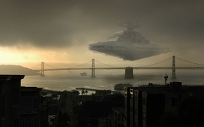Picture Star Wars, San Francisco, Cruiser