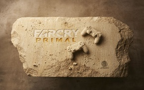 Picture Stone, Far Cry, Sony, PS4, Playstation 4, Primal