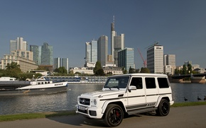 Picture Mercedes-Benz, Mercedes, AMG, AMG, W463, 2015, G 63