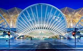 Picture station, Portugal, Lisbon, .