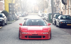 Picture car, Japan, JDM, Acura NSX