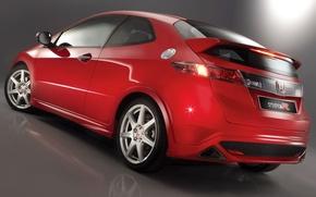 Picture Honda, civic, Sport, type r