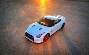 Picture GTR, Japan, Nissan, supercar, 2013, wallpeapers