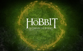 Picture The Hobbit, An Unexpected Journey, Movie, The Hobbit: An Unexpected Journey, Cover, Epic Fantasy Adventure …