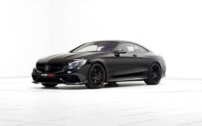 Picture Mercedes-Benz, Brabus, Mercedes, AMG, BRABUS, AMG, S-Class, 2015, C217