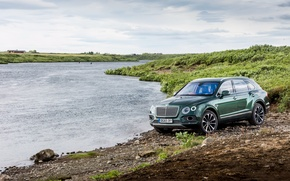Wallpaper Bentley, Bentayga, Bentley, crossover, bentayga
