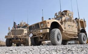 Picture two, Afghanistan, armored car, APC, MaxxPros