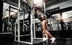Picture legs, workout, fitness, gym, sportswear