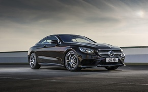 Picture Mercedes-Benz, Mercedes, AMG, AMG, S-Class, 2015, C217, Cope