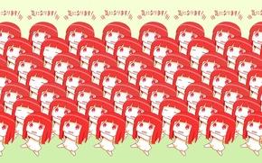 Picture texture, anime, art, watashi kininarimasu