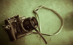 Picture macro, the camera, Zenit