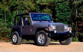Picture wrangler, rubicon, Jeep