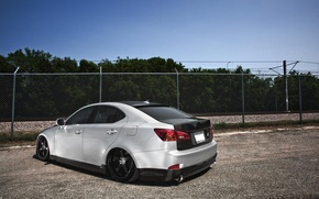 Picture grey, tuning, silver, lexus, tuning, Lexus