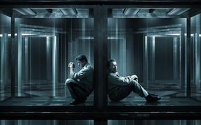 Picture Escape plan, Emil Rottmayer, Escape Plan, Sylvester Stallone, Arnold Schwarzenegger, Sylvester Stallone, Arnold Schwarzenegger, Ray …