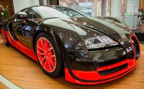 Picture Veyron, Bugatti Veyron, the dealership