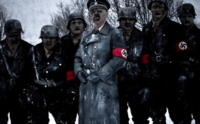 Picture zombies, zombie, the Germans, operation dead snow