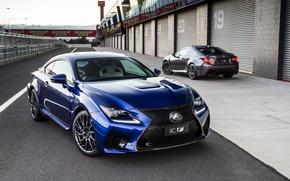 Picture Lexus, Lexus, AU-spec, 2014, RC F