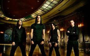 Wallpaper group, metalcore, Michael Padget, Jason James, Michael Thomas, Matthew Tuck, Bullet for My Valentine