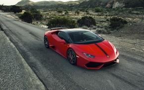 Wallpaper Lamborghini, Vorsteiner, Lamborghini, Huracan, hurakan