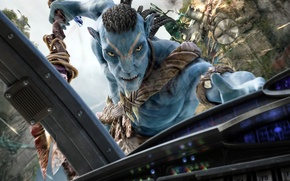 Picture helicopter, battle, avatar, avatar