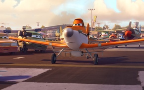 Picture machine, cartoon, wings, adventure, Cars, rally, wings, Cars, Walt Disney, animation, action, Walt Disney, adventure, ...