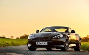 Picture Aston Martin, DB9, Carbon Edition, 2015