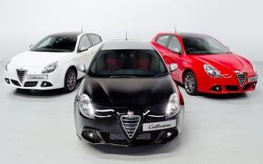 Picture machine, Wallpaper, Alfa Romeo, Alfa Romeo, Collection, Juliet