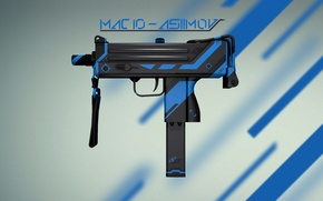 Picture Valve, Weapons, Asiimov, Skin, Global Offensive, Workshop, Coridium, Weapon, Gun, CS:GO, Counter Strike, Steam, MAC ...